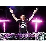 MXIBUN Poster Und Drucke David Guetta Electro House DJ