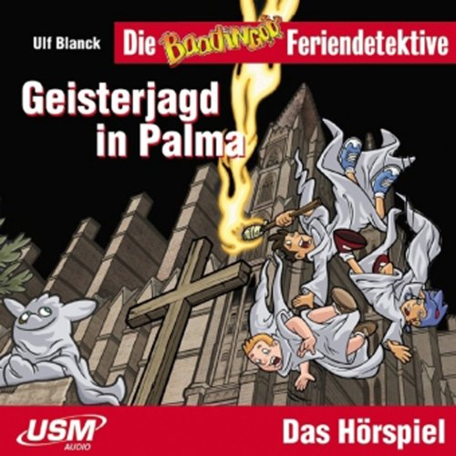 Geisterjagd in Palma audiobook cover art