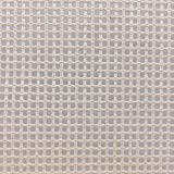 Cañamazo para punto de cruz o medio punto | 2 telas de 40x40 cm | 2,9 puntos/cm - 7 cuentas | 100% algodón | de Delicatela (40 cm x 40 cm)