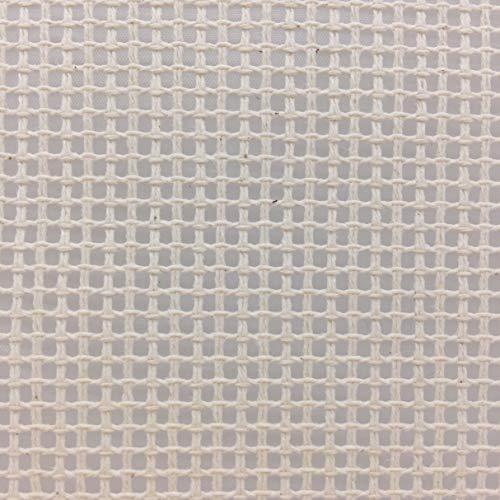 Cañamazo para punto de cruz o medio punto   2 telas de 40x40 cm   2,9 puntos/cm - 7 cuentas   100% algodón   de Delicatela (40 cm x 40 cm)