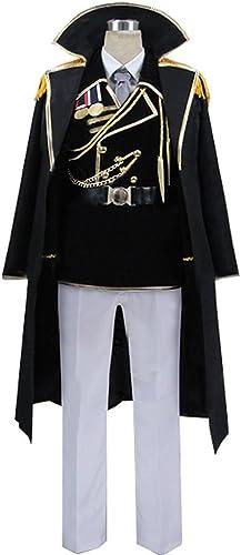 Sunkee Anime K Return Of Kings Isana Yashiro Uniform Cosplay Kostüme ,Ma schneidert ( Bitte geben Sie uns Ihr Gewicht, H , Breite, Brust, Größe und Hüfte) (M  160-16cm, Isana Yashiro Uniform)