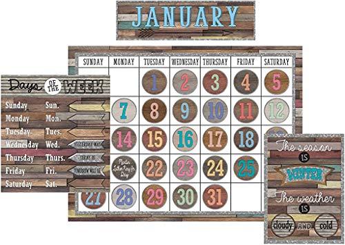 Teacher Created Resources Home Sweet Classroom Calendar Bulletin Board (TCR8855)