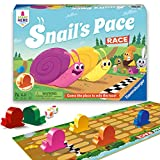 Product Image of the Ravensburger Snail's Pace Race Game for Age 3 & Up - Quick Children's Racing...