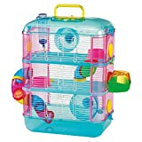 jaula hamster plastico
