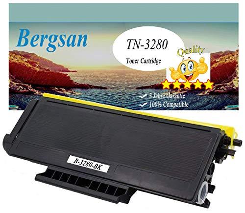 Toner XXL 8000 Seiten kompatibel mit Brother TN-3280 TN3280 für HL-5340 HL-5350 HL-5370 HL-5380 DCP-8070D DCP-8080DN DCP-8085DN DCP-8880DN DCP-8890DW HL-5340D HL-5340DL HL-5350DN HL-5370DW MFC-8380DN