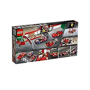 Amazon.co.jp - レゴ スピードチャンピオン フェラーリ・アルティメット・ガレージ 75889