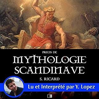 Couverture de Précis de mythologie scandinave