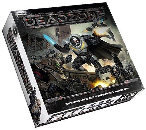 Mantic Games MGDZM29 Deadzone 2nd Edition 20x 28mm Miniatures Tabletop Sci-Fi Skirmish Wargame