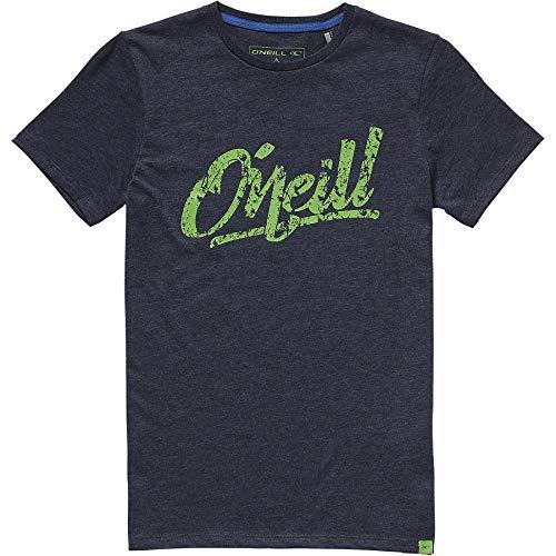 O'Neill Jungen Kinder Powderdays T-Shirt Boys Shirts & Hemden, Ink Blue, 164
