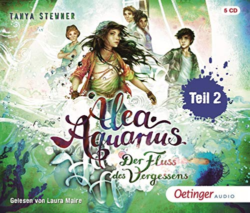 Alea Aquarius 6.2: Der Fluss des Vergessens (Teil 2 5 CD)