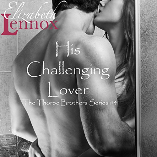 His Challenging Lover audiobook cover art