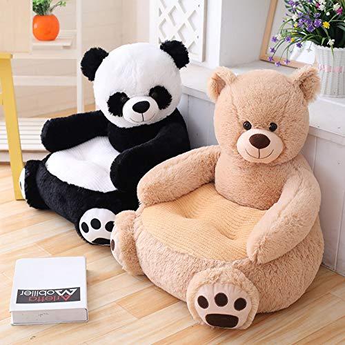 Kaliya Kids Sofa Chair Toy Seat Baby Nest Sleeping Bed Cushion Stuffed Teddy Bear Doll 50 * 50 * 45cm