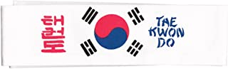 Headband - Korean Flag TKD