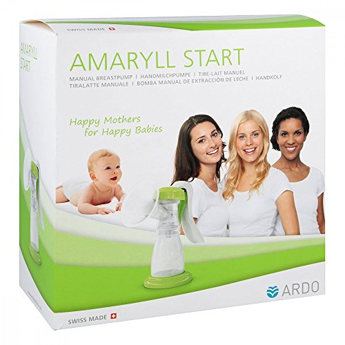 ARDO Amaryll Start Handmilchpumpe inkl.Brustg.26mm 1 St