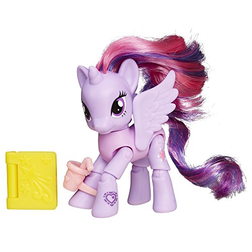 HASBRO My Little Pony Pony Articolati Prin Twilight Sparkle B3598 B5681