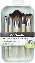 EcoTools Makeup Brush Set for Eyeshadow, Foundation, Blush, and Concealer, Set of 5