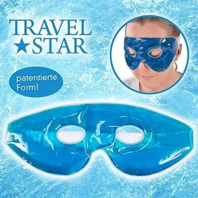 travelstar patentierte Premium-Gel-Maske &