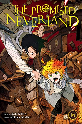 The Promised Neverland, Vol. 16: Lost Boy (English Edition)