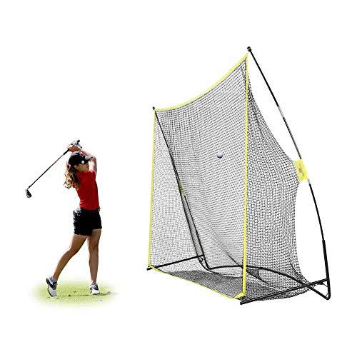 EAHKGmh Golf Net, 10x7ft Golf Schlagen Net, Driving Range for Garten und Indoor, auch geeignet for Fußball, Baseball, Softball-Praxis Etc