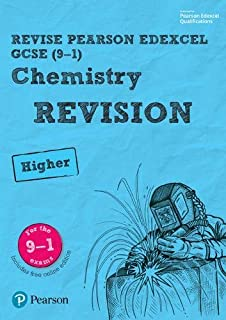 Revise Edexcel GCSE (9-1) Chemistry Higher Revision Guide: (with free online edition)