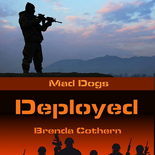 Deployed audiobook cover art