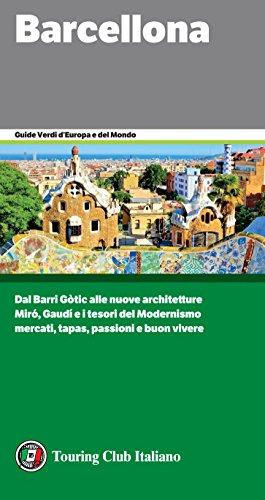 Barcellona (Guide Verdi d'Europa Vol. 13)