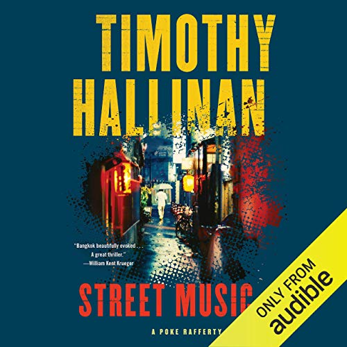 Street Music Audiobook By Timothy Hallinan cover art