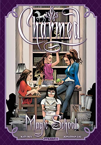 Charmed: Magic School Manga (English Edition)