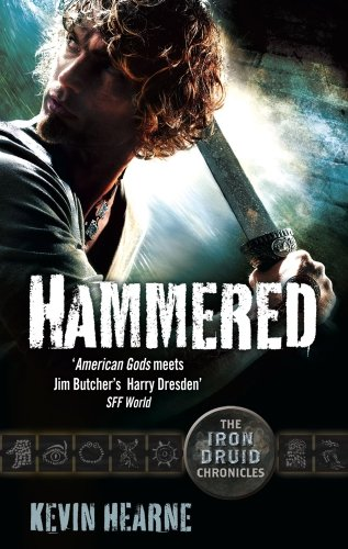 Hammered: The Iron Druid Chronicles (English Edition)
