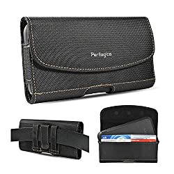 top rated Nylon belt holster for iPhone 12, 12 Pro Max, 11, 11 Pro Max, Xs Max, XR, 8 Plus … 2021