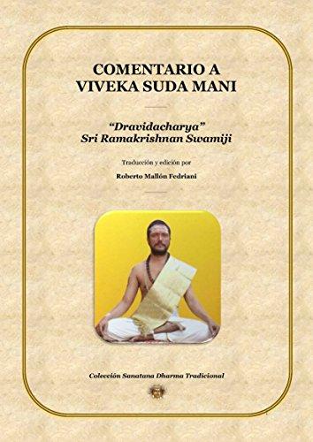 COMENTARIO A VIVEKA SUDA MANI (Colección Sanatana Dharma Tradicional nº 3)