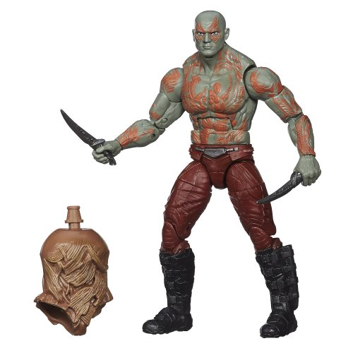 Hasbro: Guardians of The Galaxy Star - Drax 6\