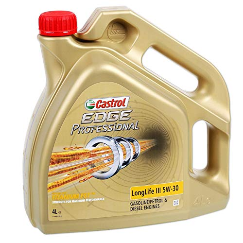 Castrol EDGE Professional LongLife III 5W-30 Motoröl, 4L