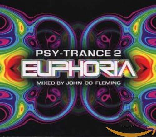 Psy Trance Euphoria 2 Mixed By John 00 Fleming