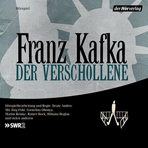 Der Verschollene audiobook cover art