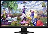 OMEN 25i Monitor (25 Pulgadas, Pantalla Gaming, Full HD IPS, HDR 400, 165 Hz, AMD FreeSync Premium Pro, HDMI 2.0, Display Port 1.4, Salida de Audio, Tiempo de Respuesta de 1 ms, RGB), Color Negro