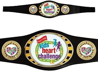TrophyPartner Kids Championship Award Belt with Your Custom Artwork and Text