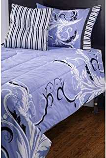 Rizzy Home Filligree Kids Bed Skirt, Twin