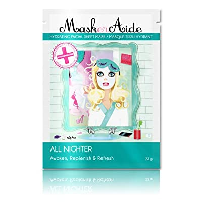 MaskerAide All Nighter Hydrating Sheet Mask 23 g from MaskerAide