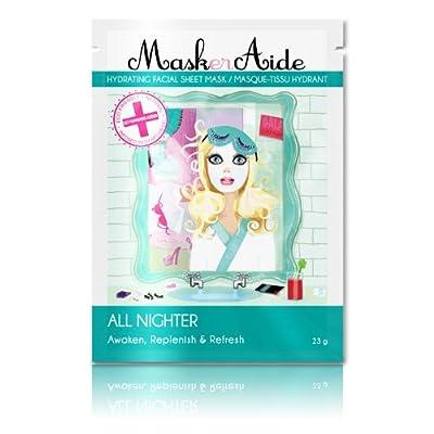 MaskerAide All Nighter Hydrating Sheet Mask 23 g by Maskeraide