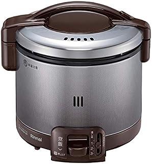 リンナイ ガス炊飯器 RR-030FS(DB)都市ガス用