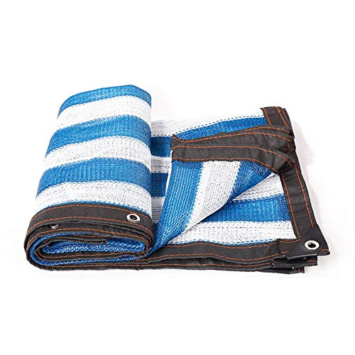 Tissu D'ombrage Bleu Et Blanc Tissu D'ombrage Bleu Et Blanc (taille : 2 * 5m)
