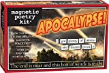 Magnetic Poetry - Apocalypse Kit - Words for Refrigerator - Write Poems and Letters on The Fridge - Made in The USA