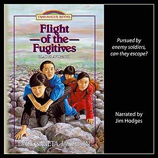 Flight of the Fugitives: Introducing Gladys Aylward audiobook cover art