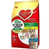 ビューティープロ ビューティープロ キャット 猫下部尿路の健康維持 低脂肪 1歳から フィッシュ味 1.4kg
