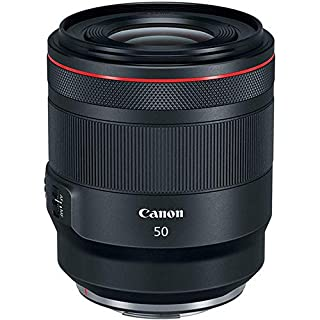 Canon Objektiv RF 50mm F1.2L USM für EOS R (Festbrennweite, 77mm Filtergewinde, Autofokus, Lichtstark) schwarz (B07H946LG6) | Amazon price tracker / tracking, Amazon price history charts, Amazon price watches, Amazon price drop alerts
