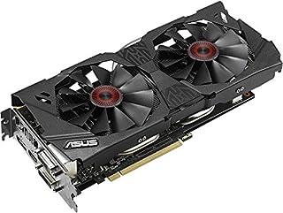 Asus STRIX-GTX970-DC2-4GD5 - Tarjeta gráfica de 4 GB (GDDR5, PCI Express 3.0, 7010 MHz, HDMI)