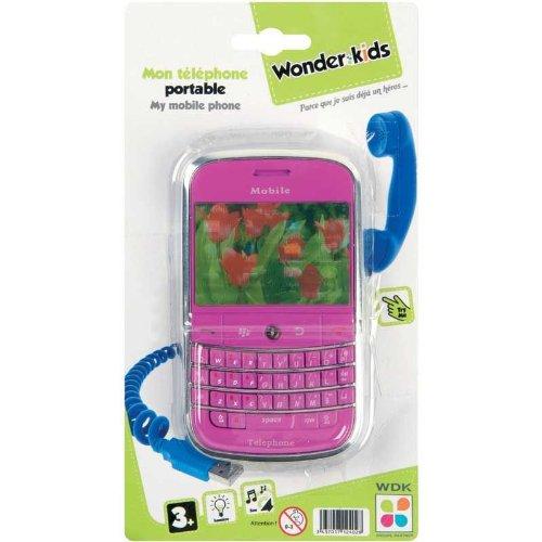 WDK PARTNER - A1200080 - Jeux électroniques - Mon premier smartphone