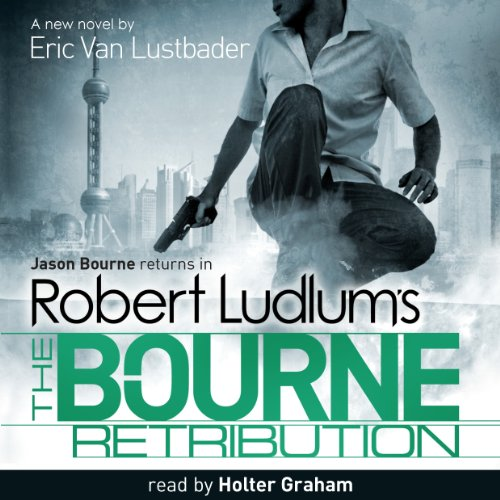 Robert Ludlum's the Bourne Retribution cover art