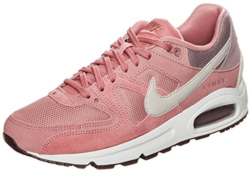 Nike Damen Women's Air Max Command Shoe Sneakers, Mehrfarbig (600 Rosa), 39 EU